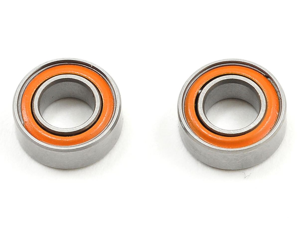 4x8x3mm Ceramic Bearing (2) by Schumacher
