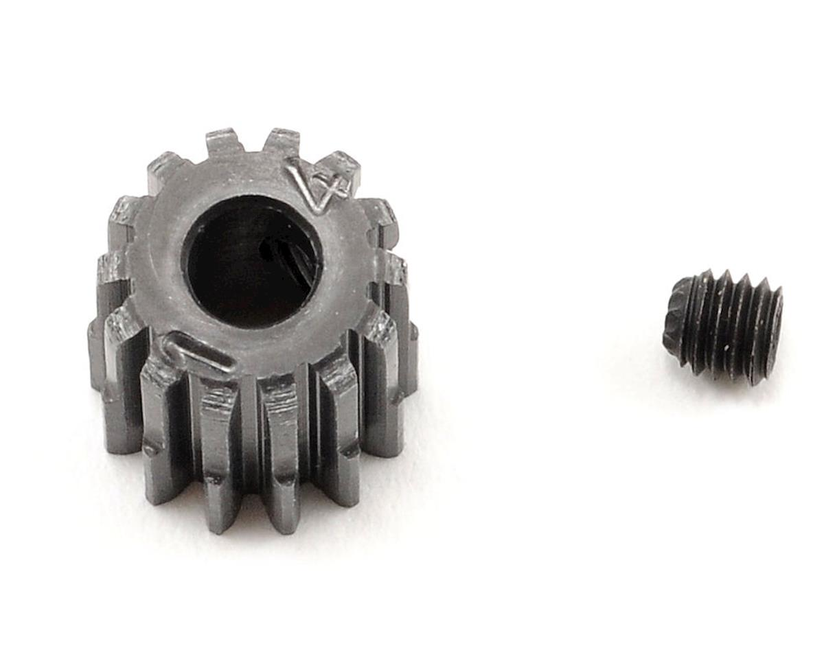 Schumacher 48P Hard Anodized Aluminum Pinion Gear (14T)