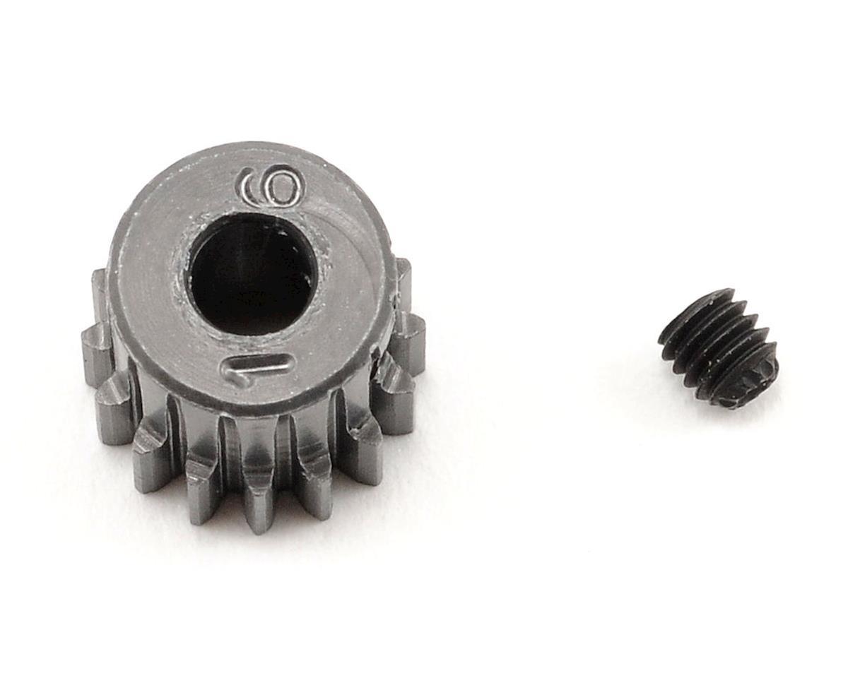 Schumacher 48P Hard Anodized Aluminum Pinion Gear (3.17mm Bore) (16T)