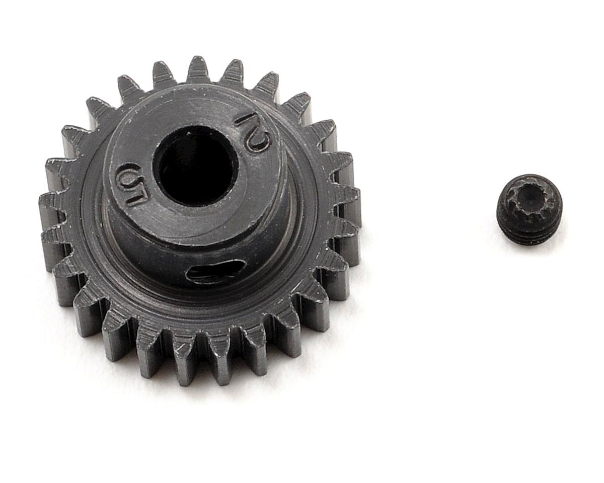Schumacher 48P Hard Anodized Aluminum Pinion Gear (3.17mm Bore) (25T)