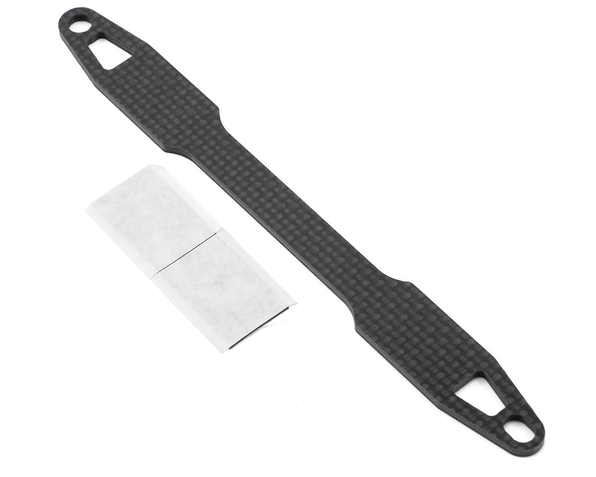 Schumacher Carbon Fiber LiPo Battery Strap