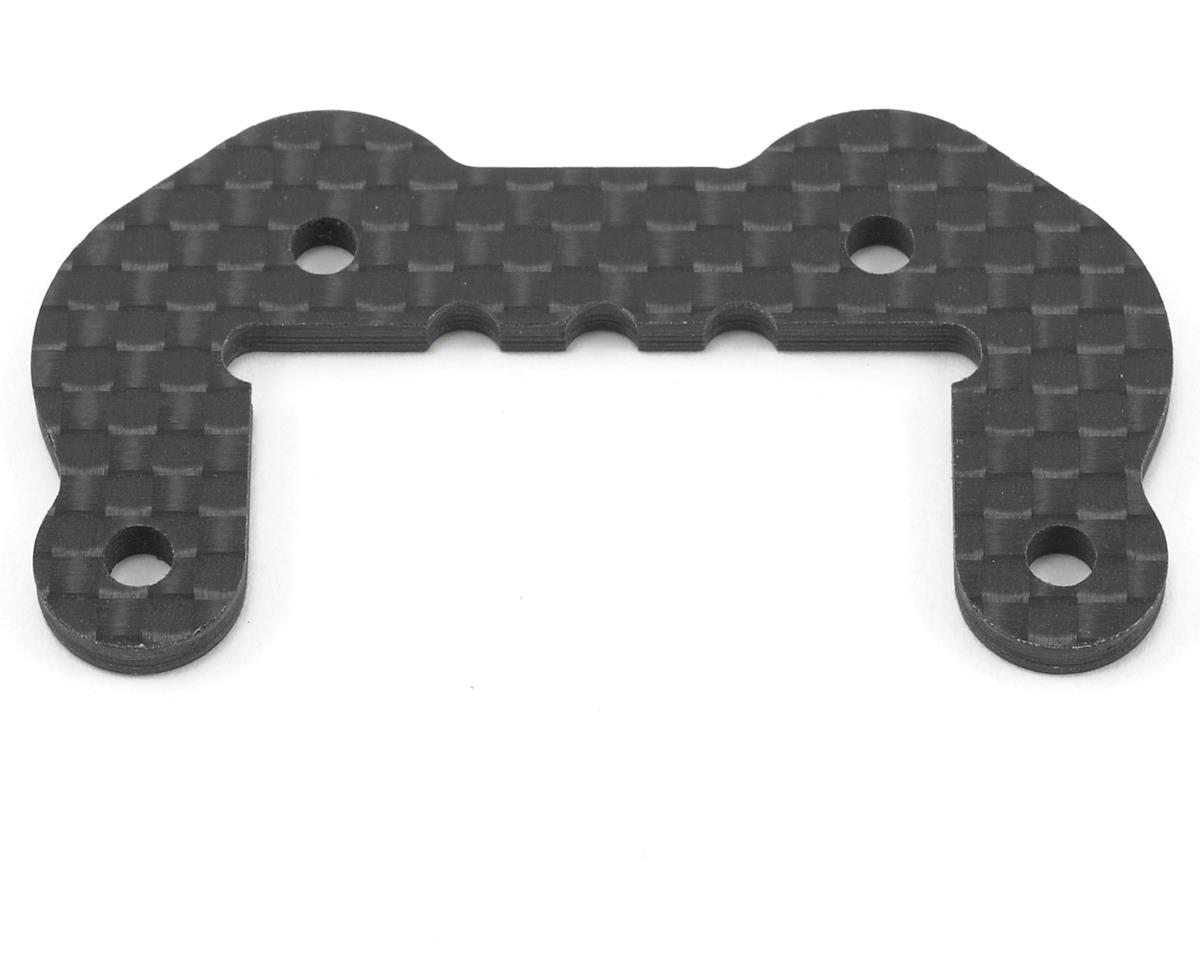 Schumacher 39mm Carbon Fiber Upper Link Mount (3 Groove)
