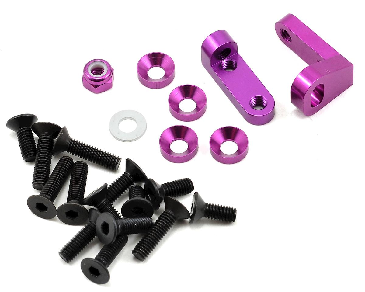 Schumacher Alloy Servo Mount Set