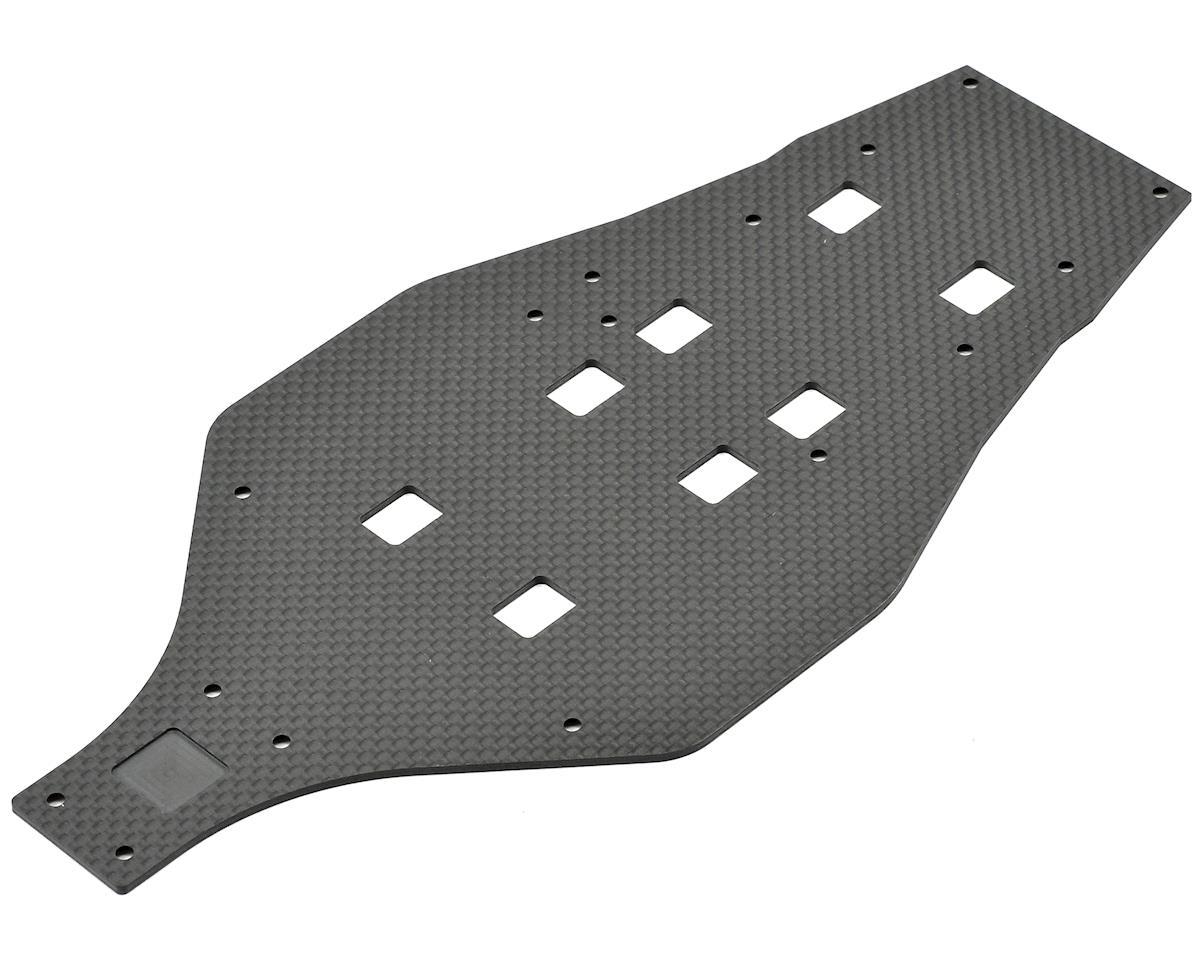Schumacher 2mm Carbon Fiber Cougar SV Chassis (Soft)