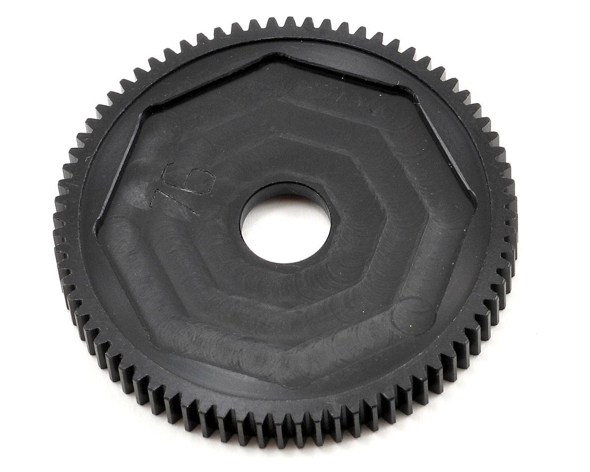 Schumacher 48P CNC Slipper Spur Gear (76T)