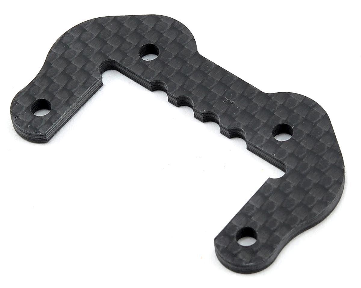 Schumacher Carbon Fiber 37mm 4 Groove Link Mount