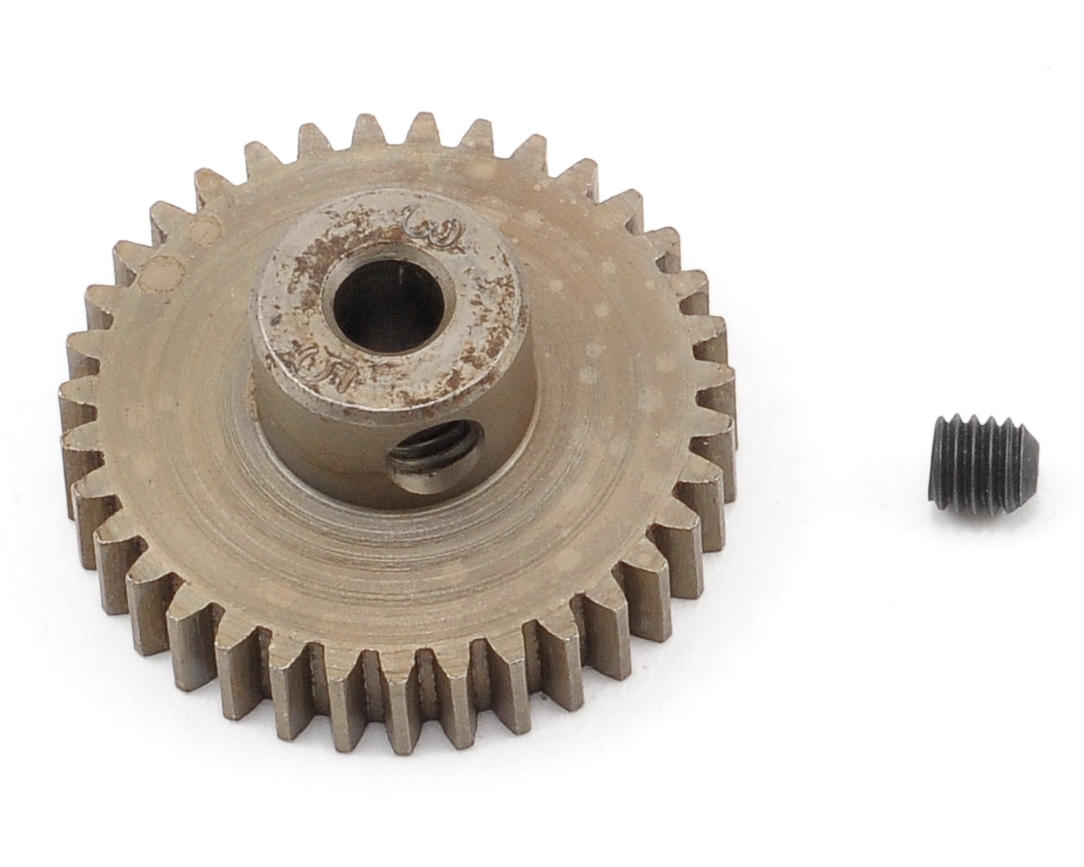 Schumacher 48P Steel Pinion Gear (3.17mm Bore) (35T)