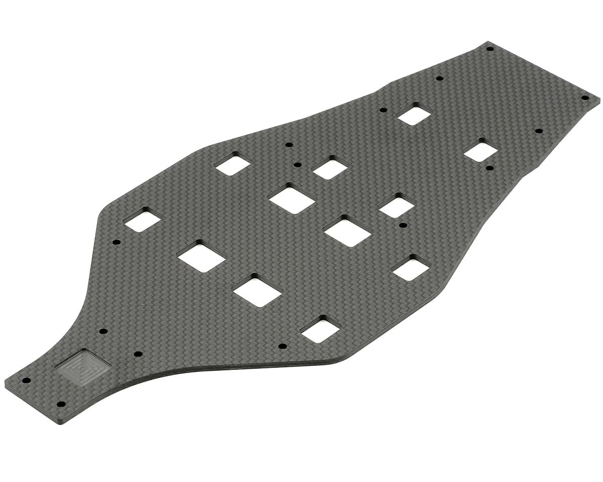 Schumacher +8mm Carbon Fiber Cougar SV Chassis (Long)