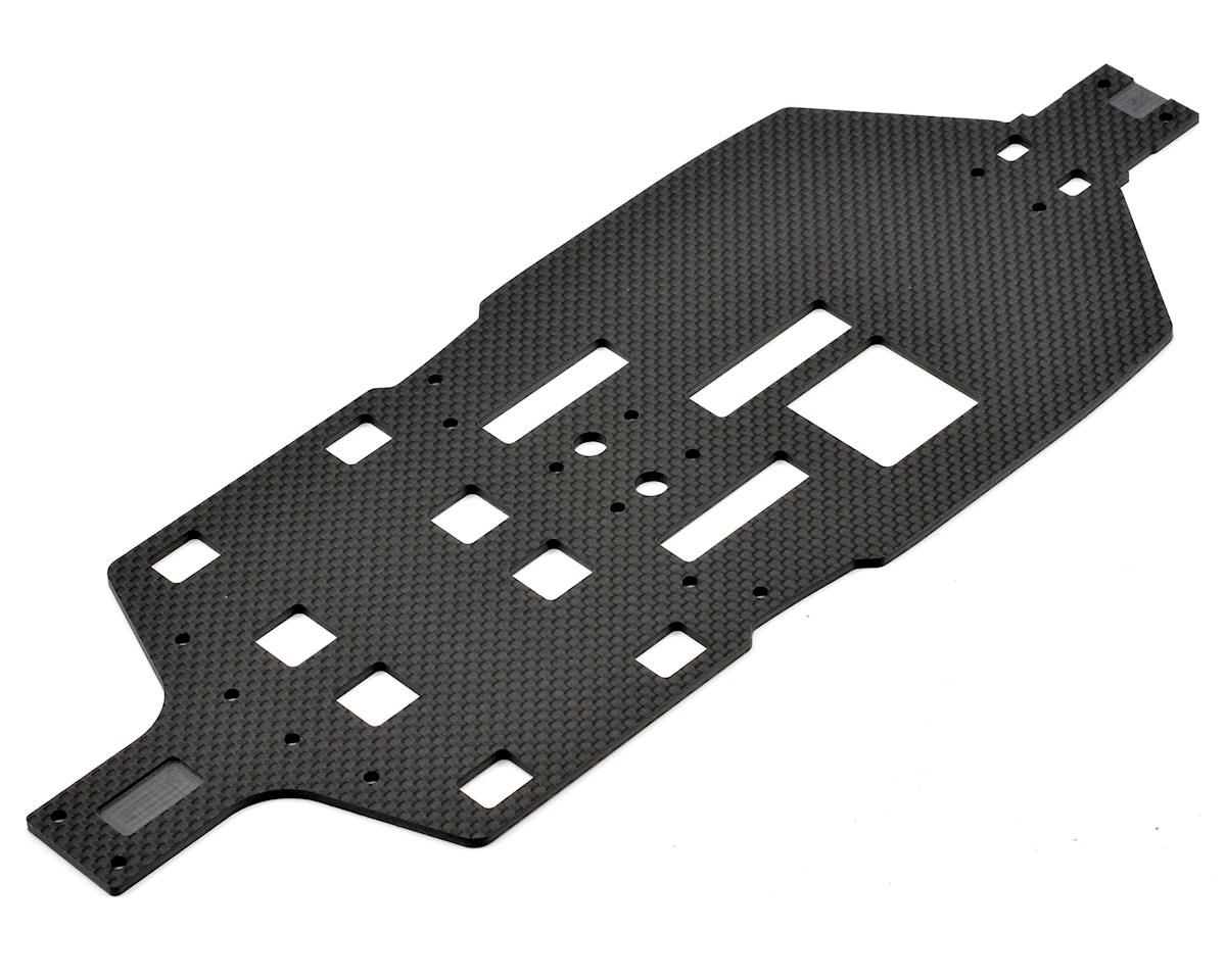 "Schumacher 2.5mm ""Soft Weave"" Carbon Fiber Chassis"