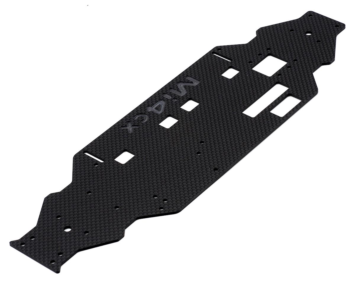 Schumacher Mi4 2.0mm Soft Weave Carbon Fiber Chassis