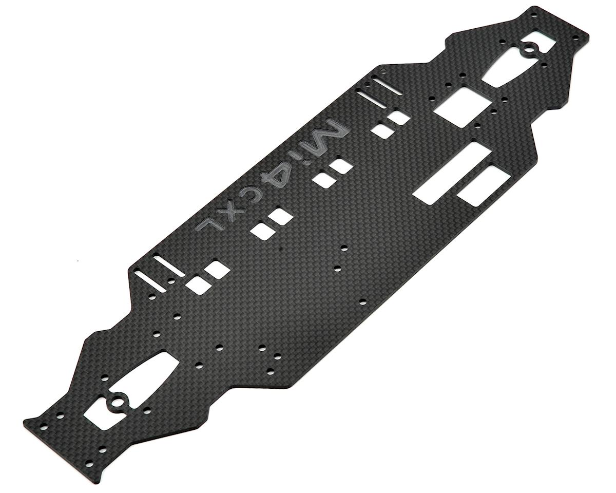 Schumacher 2.0mm Soft Weave Carbon Fiber Chassis