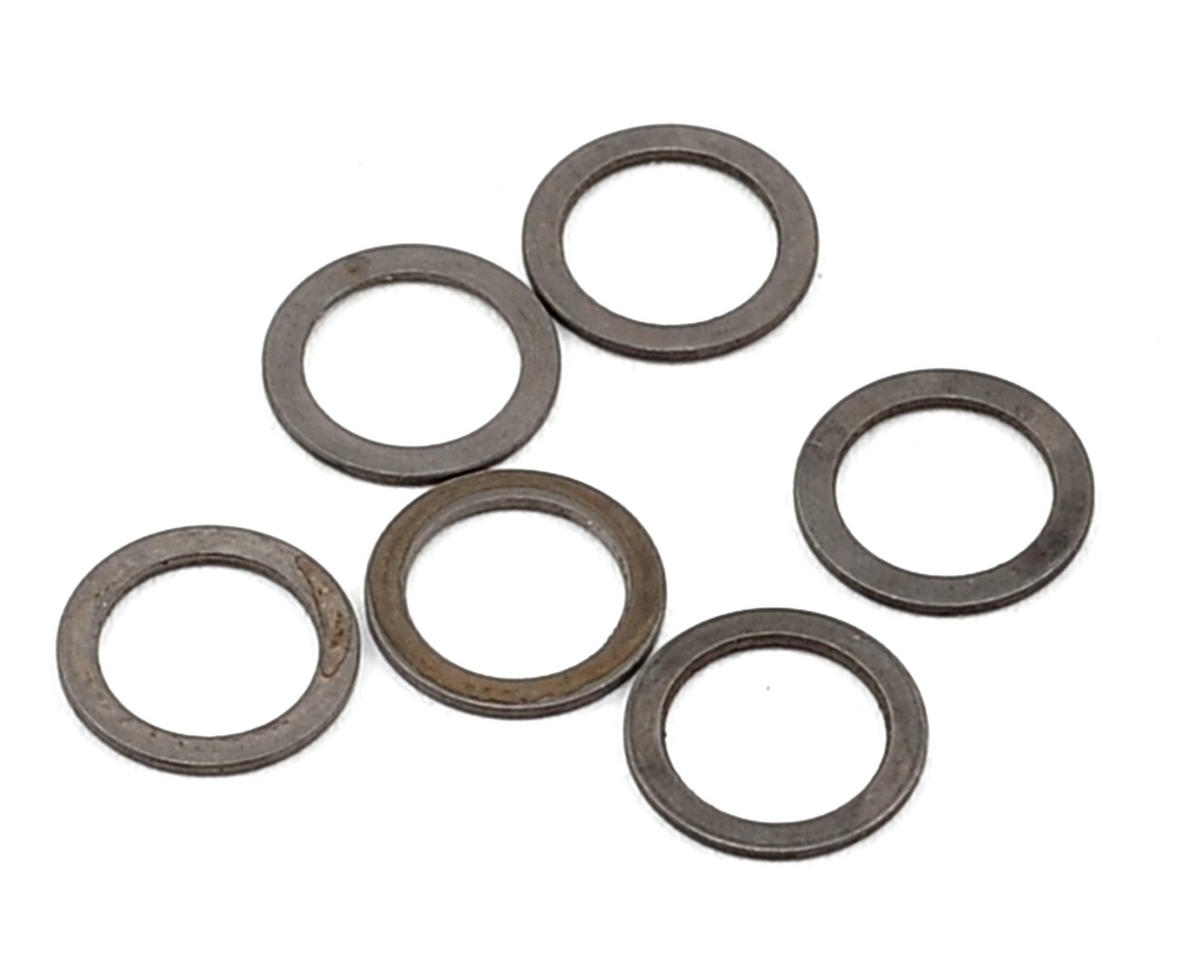 Schumacher 5x7x0.4mm Shim Speed Pack (6)