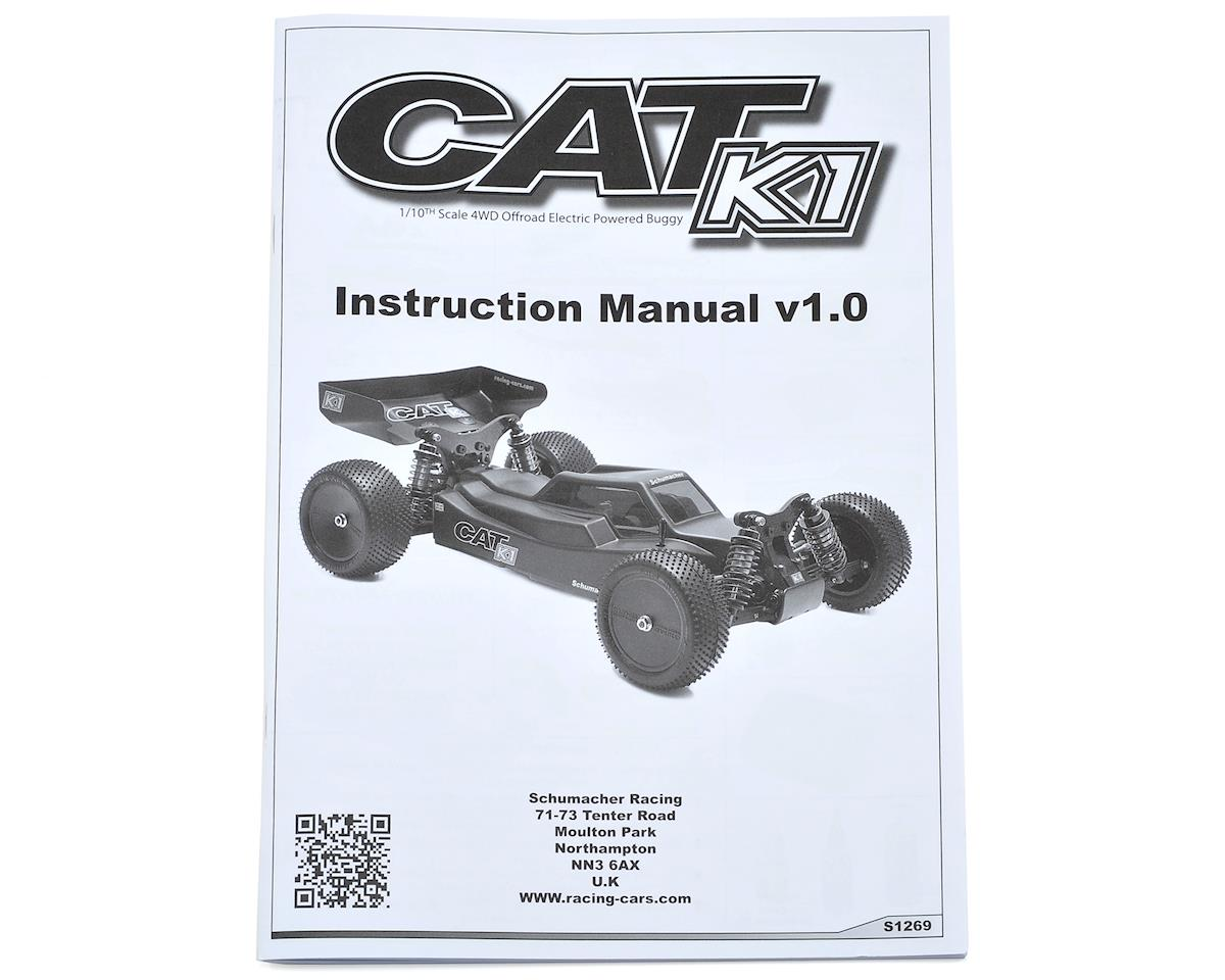Schumacher Instruction Manual