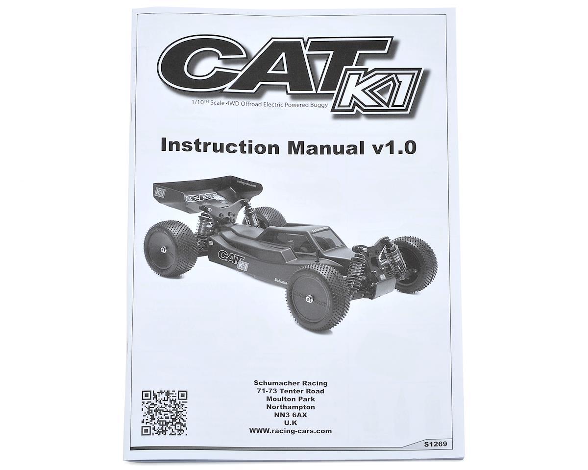 Instruction Manual by Schumacher