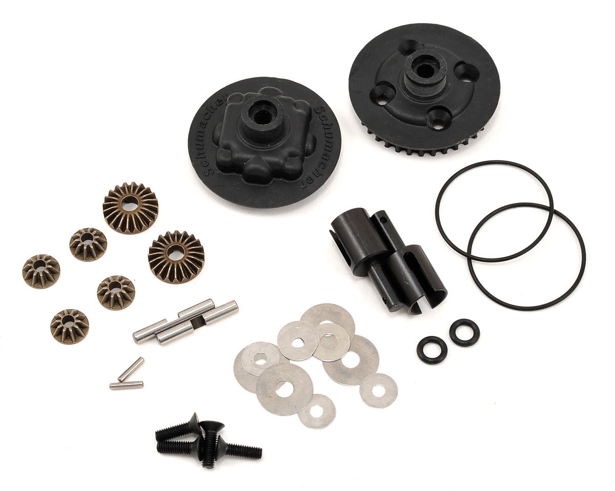 Schumacher Gear Differential Set