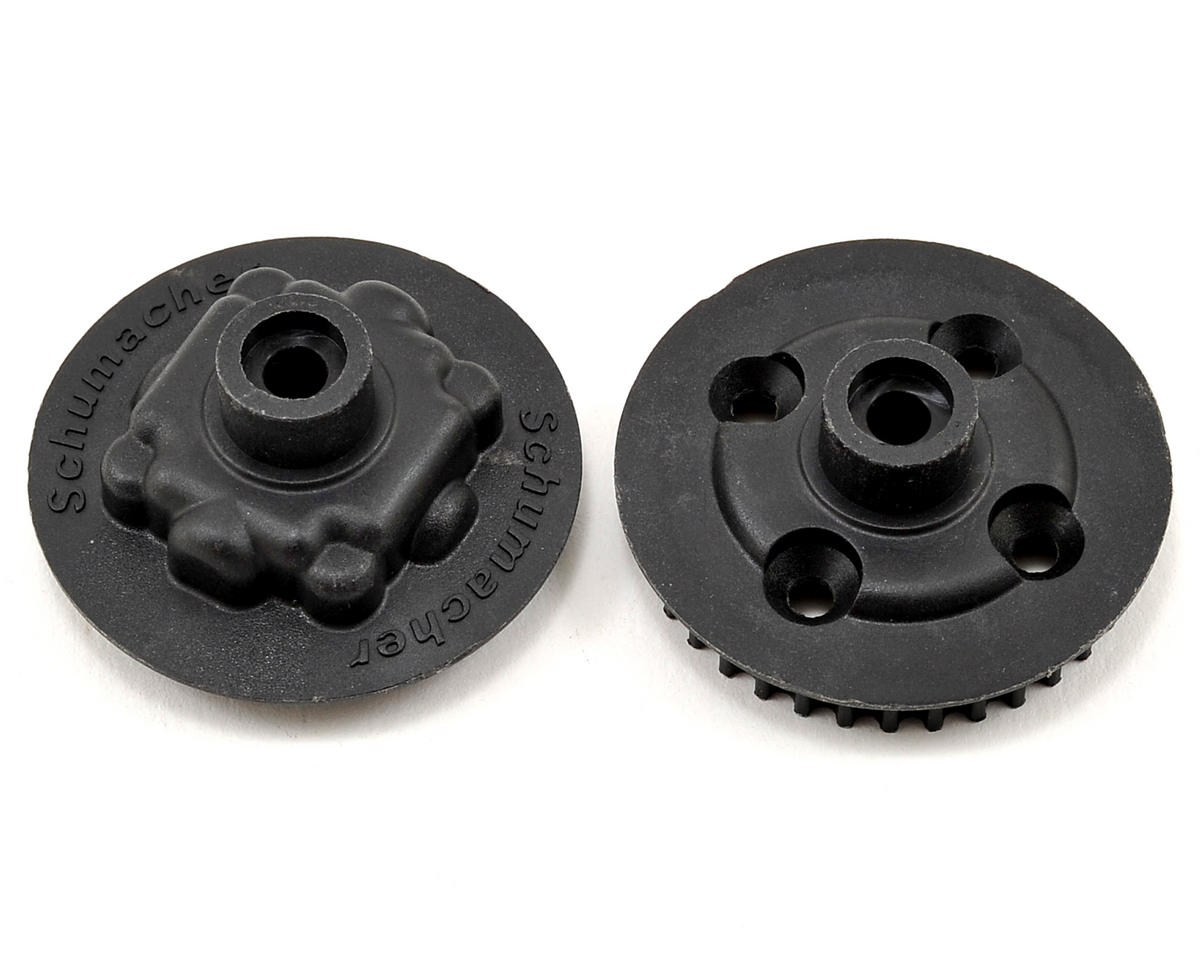 Schumacher Gear Differential Molding (2)