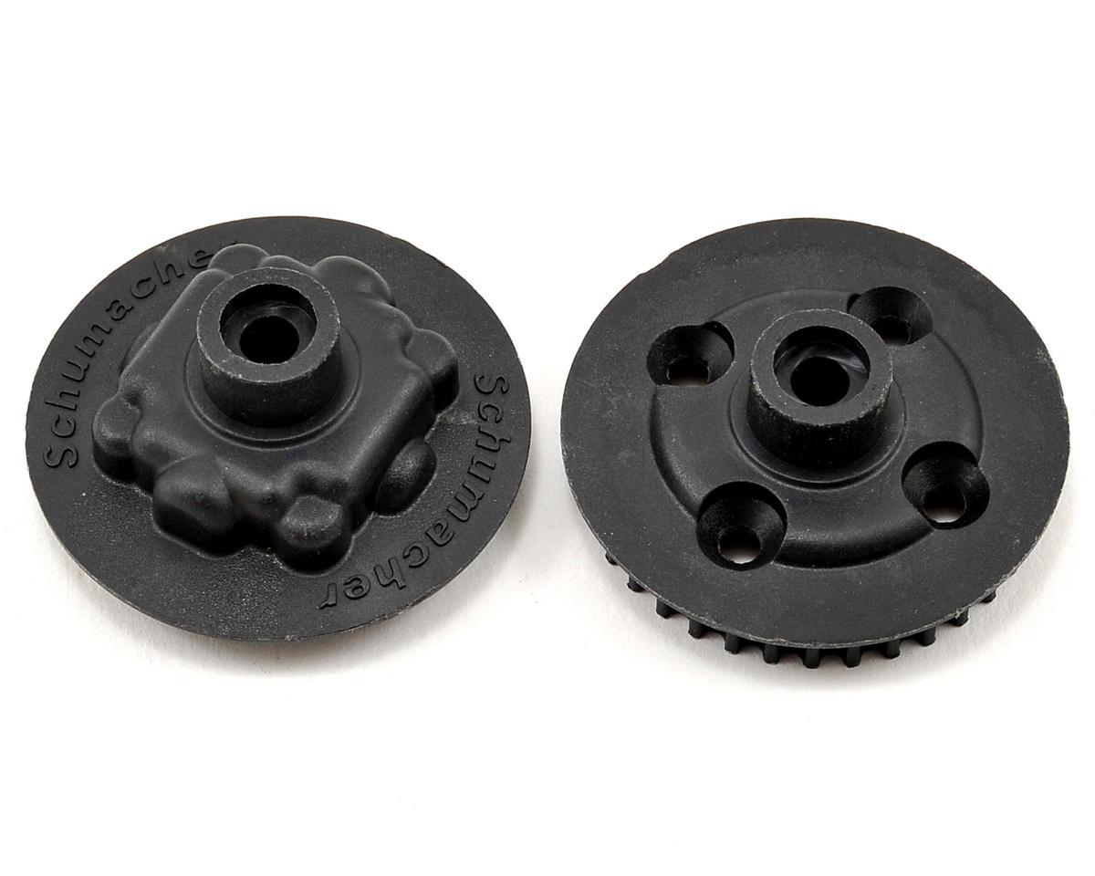 Gear Differential Molding (2) by Schumacher