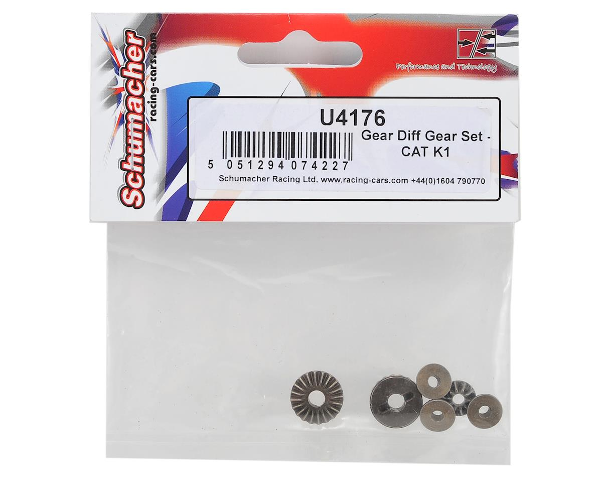 Schumacher Gear Differential Gear Set