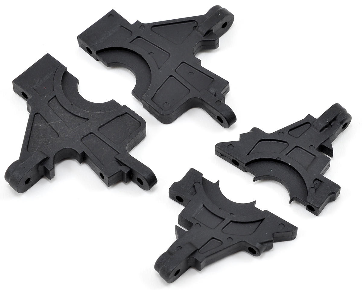 Schumacher Upper Transmission Mount Set (4)