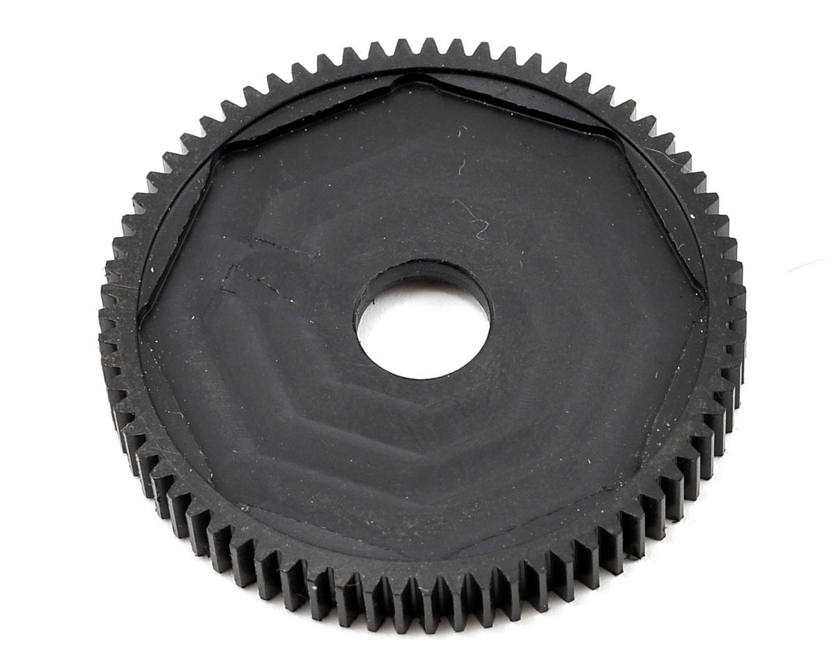 Schumacher 48P CNC Slipper Spur Gear (71T)