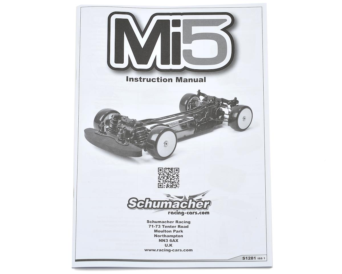 Mi5 Manual by Schumacher