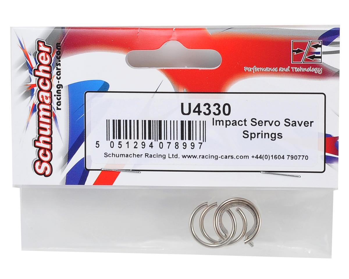 Schumacher Mi5 Impact Servo Saver Spring Set
