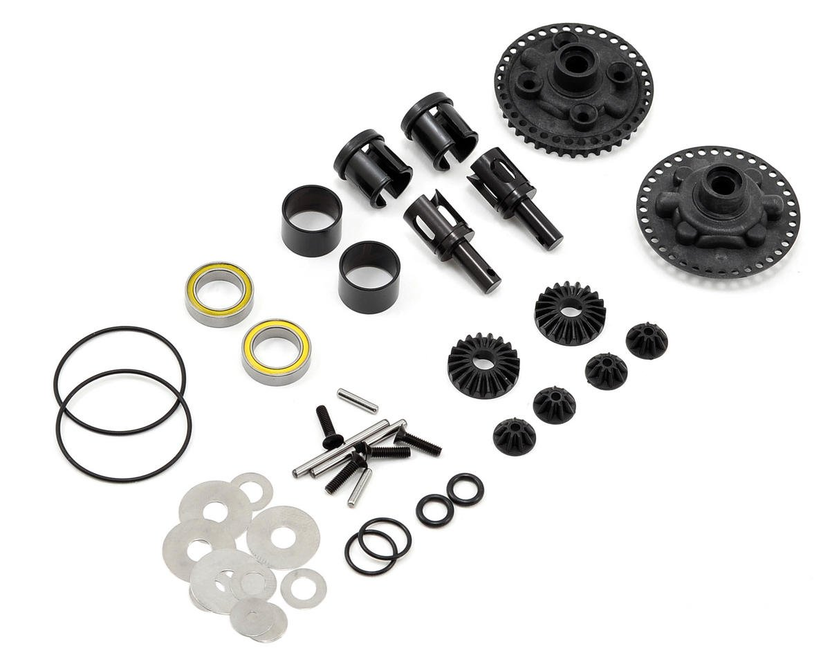 Schumacher Mi5 Gear Differential Set