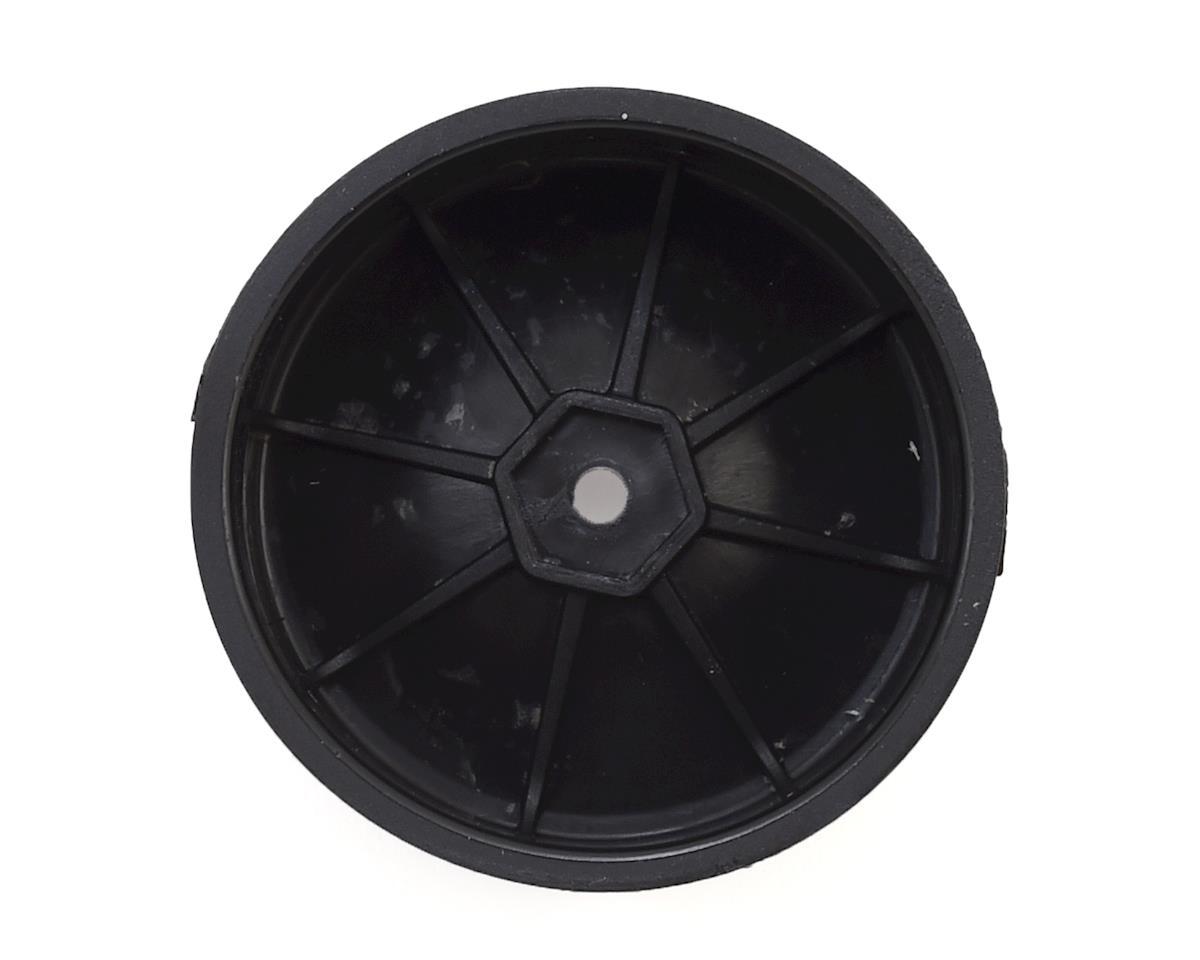 Schumacher 12mm Hex 1/10 2WD Front Buggy Wheel (Black) (2)