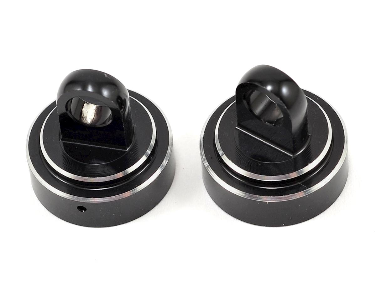 Schumacher Big Bore Shock Cap (Black) (2)