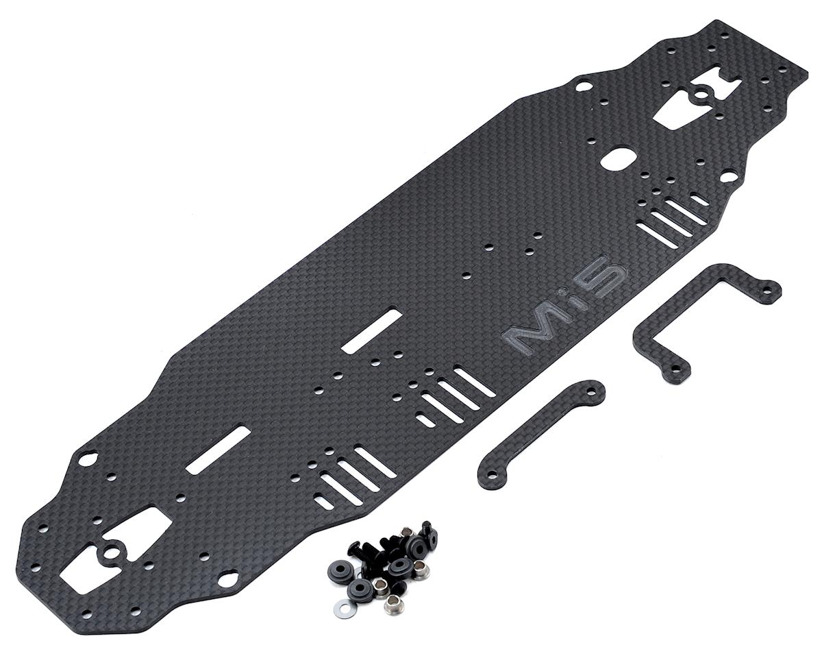 Schumacher Mi5 Carbon Fiber 2mm Chassis Conversion Set
