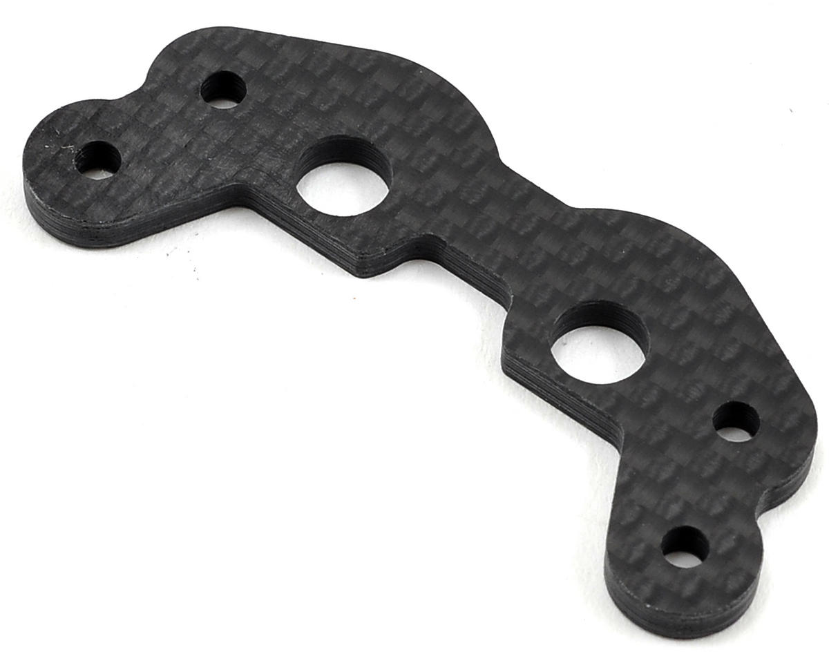 45.5mm Carbon Fiber Front Link Mount by Schumacher