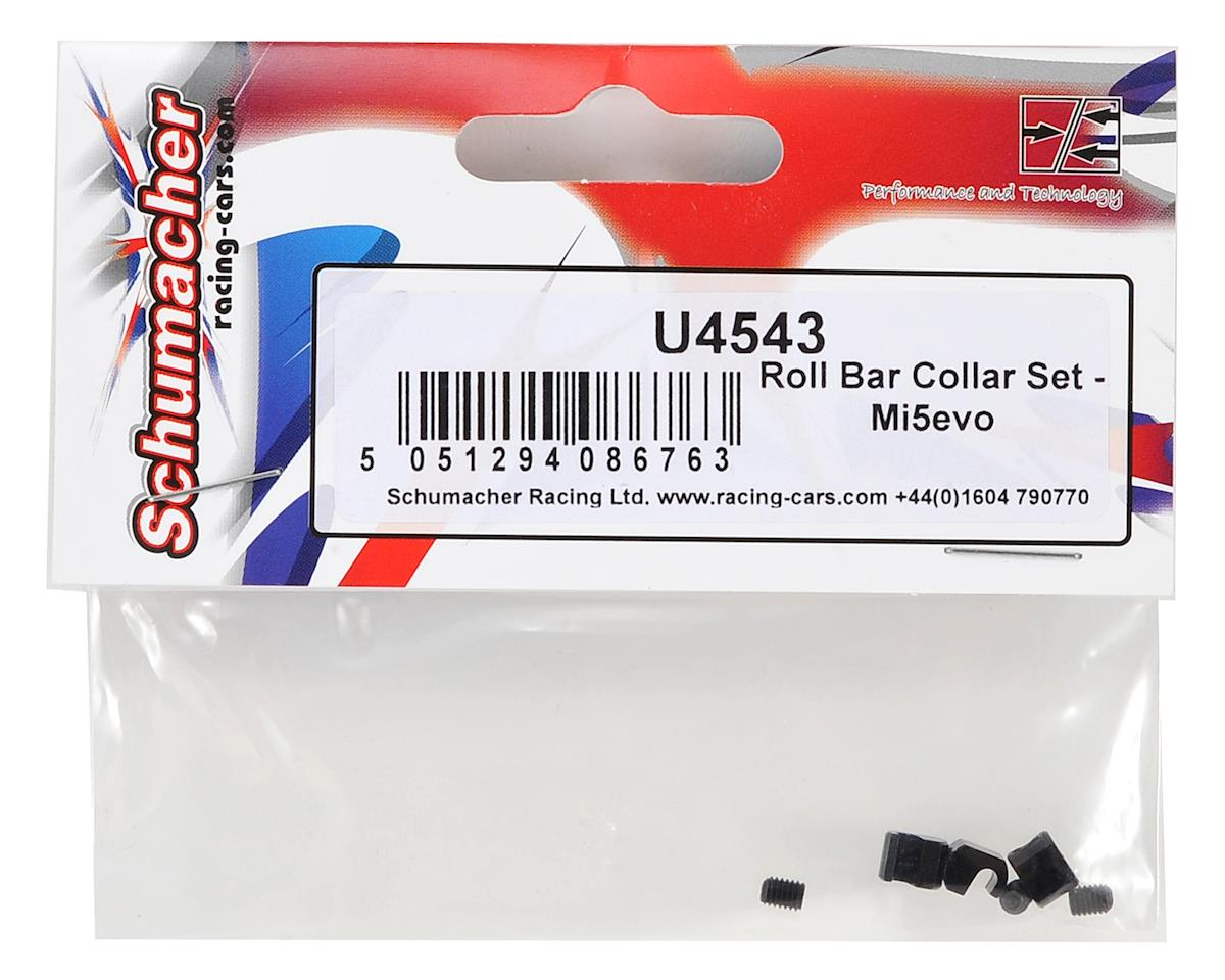 Schumacher Roll Bar Collar Set (3)