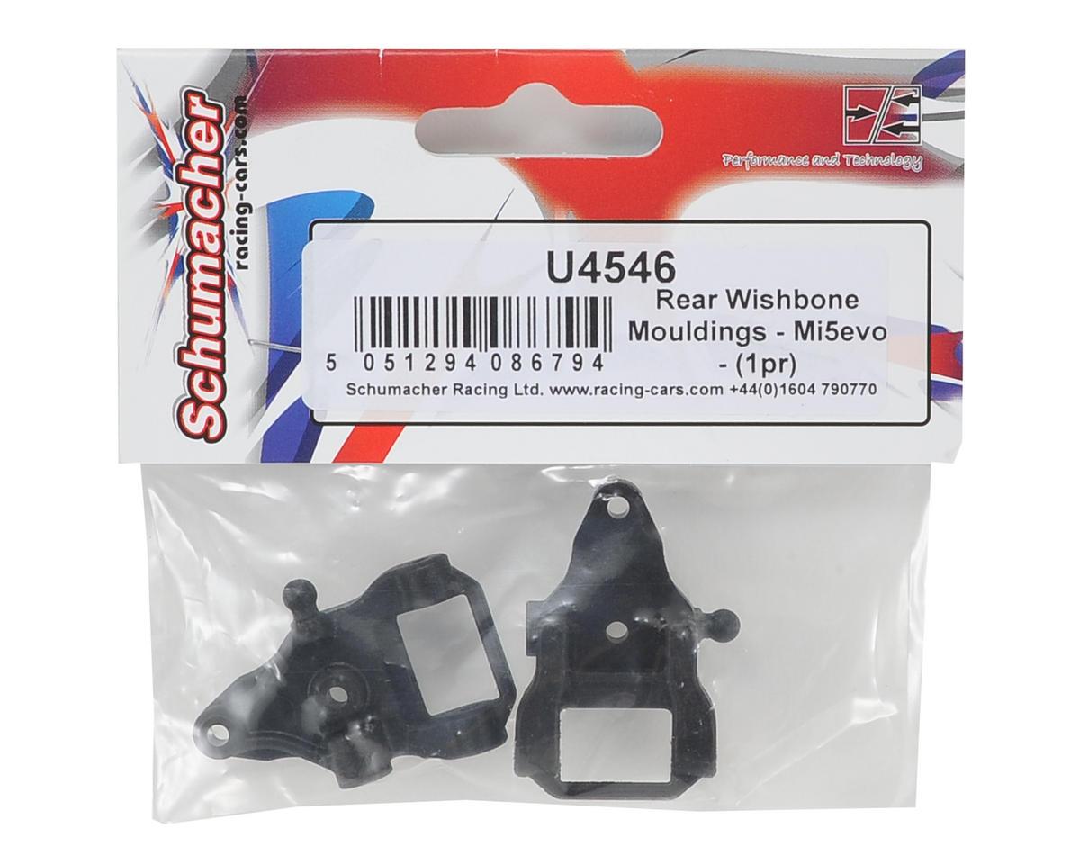 Schumacher Rear Wishbone Molding (2)