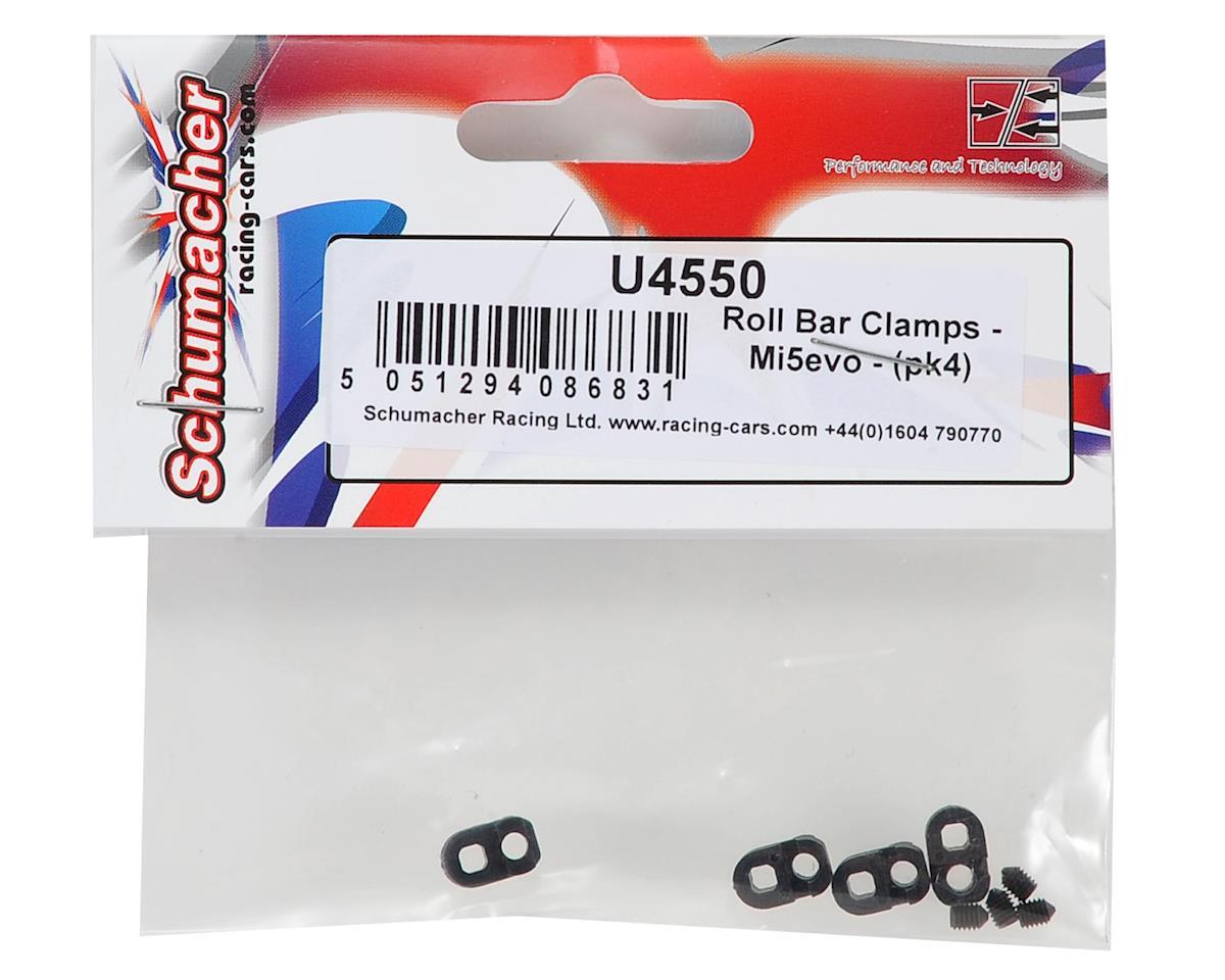 Schumacher Roll Bar Clamp (4)