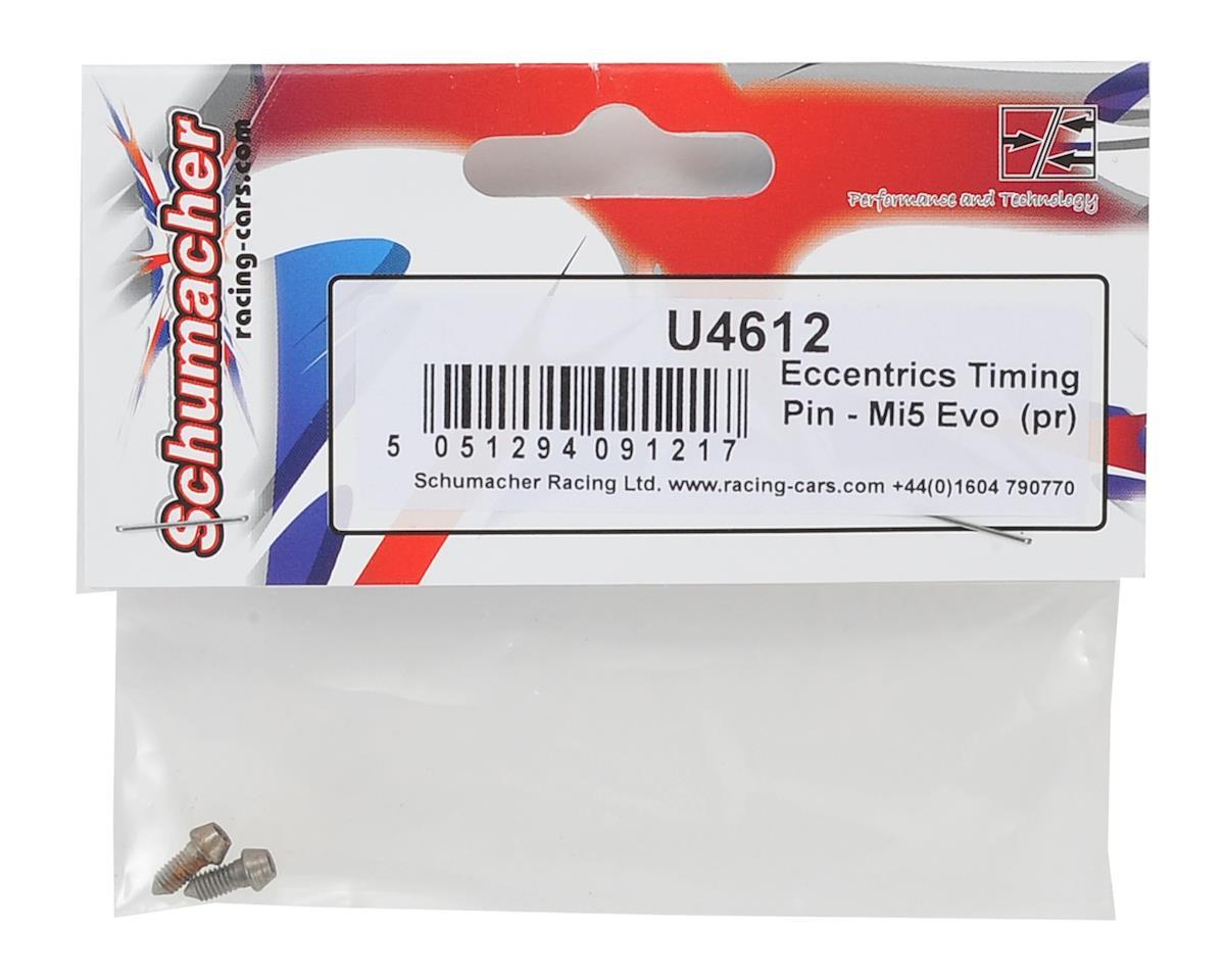 Schumacher Eccentrics Timing Pin (2)