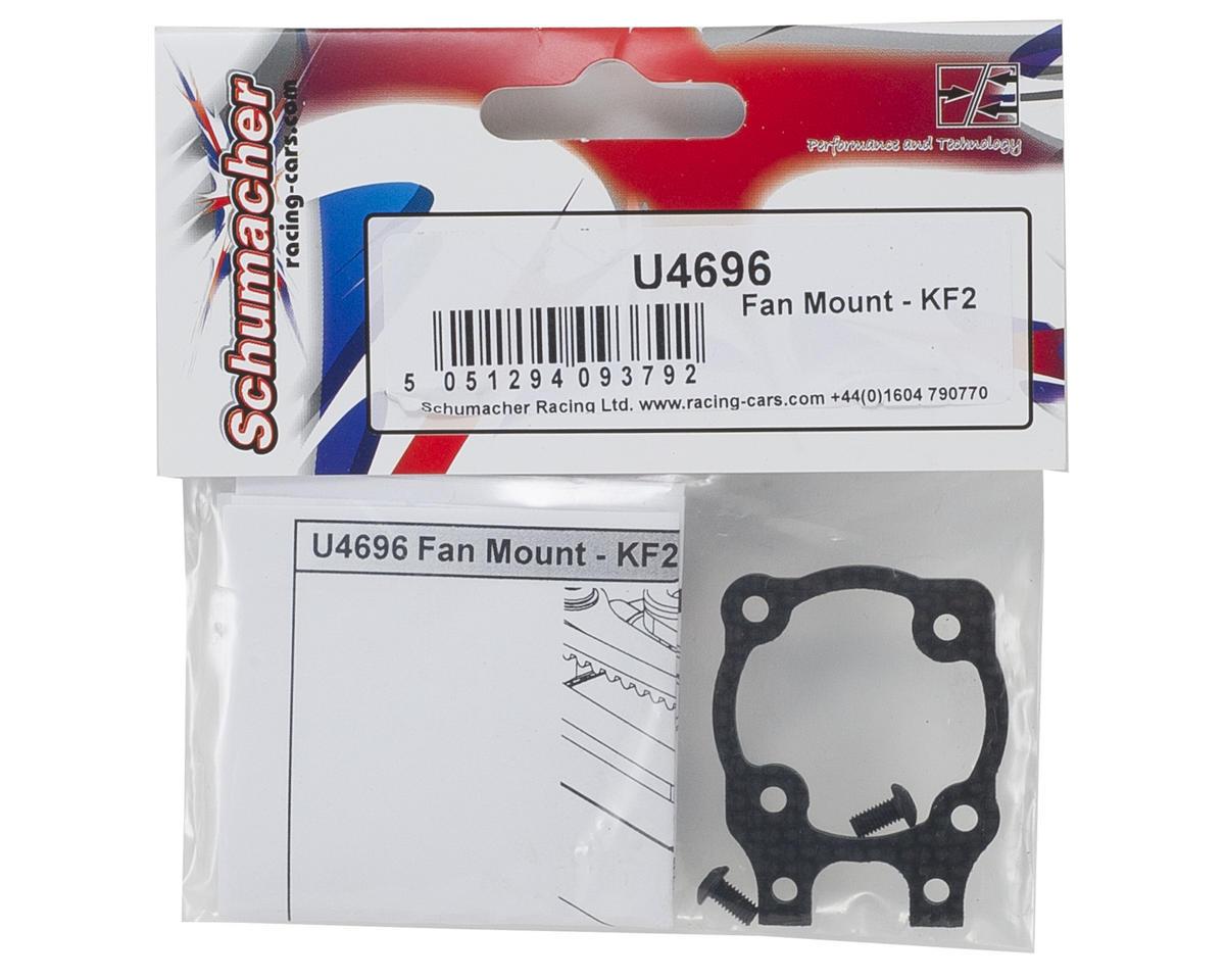 Schumacher Carbon Fan Mount
