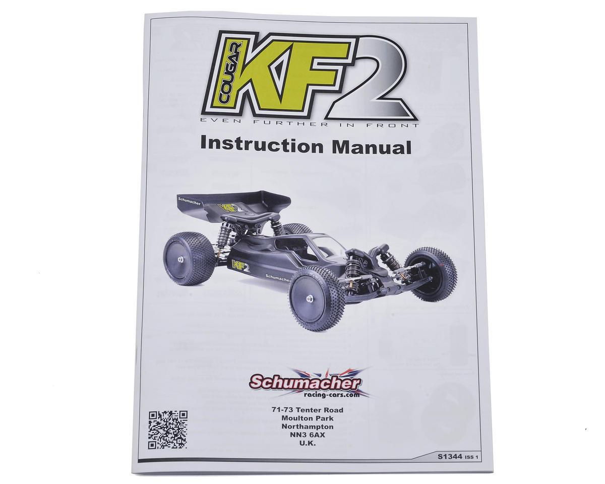 Schumacher KF2 Manual