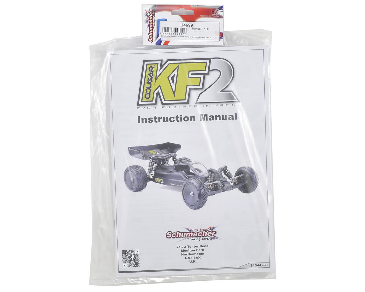 Schumacher KF2 Manual