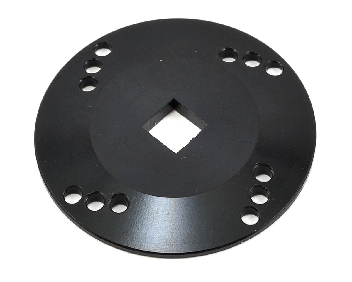 Schumacher Alloy Inner Slipper Plate