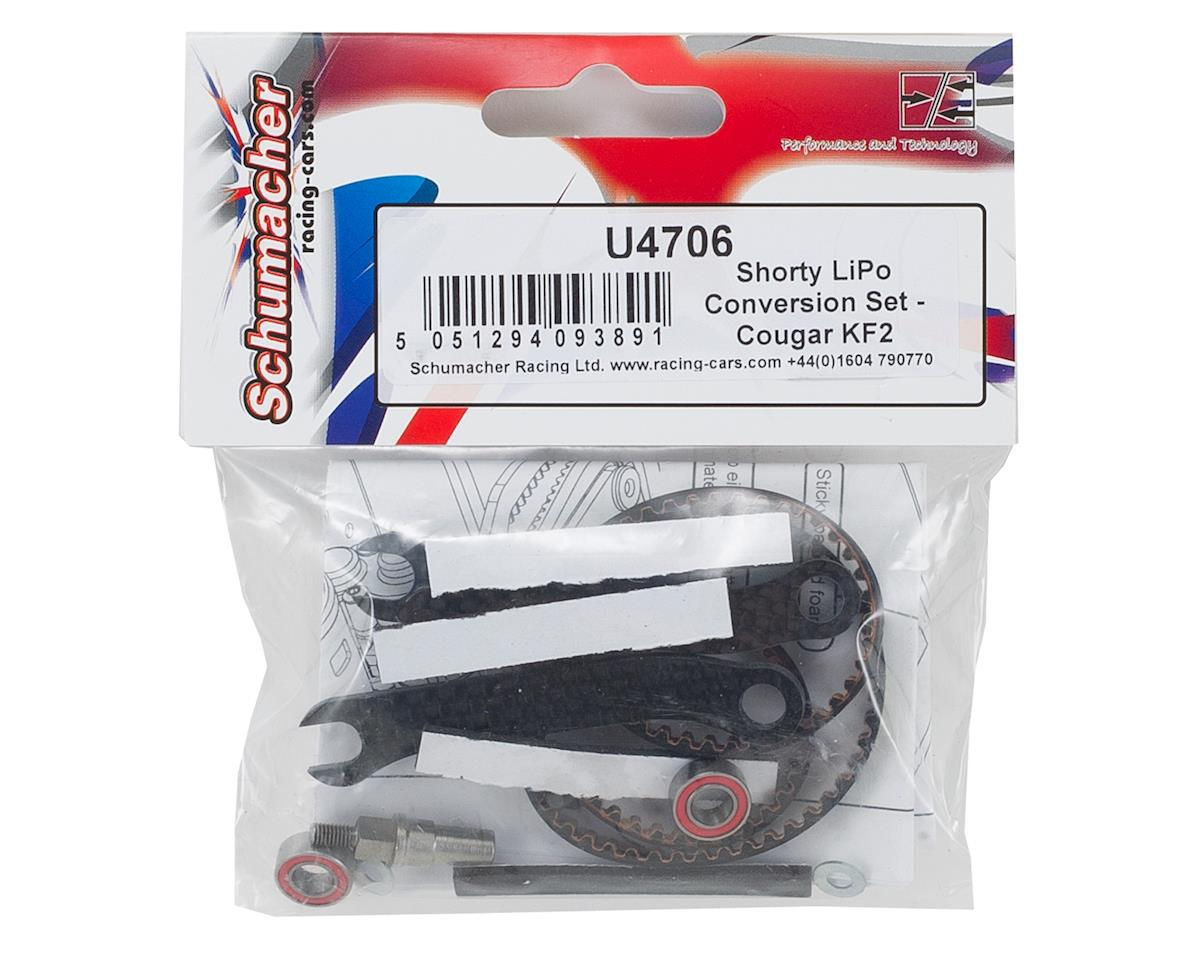 Schumacher Shorty LiPo Conversion Set