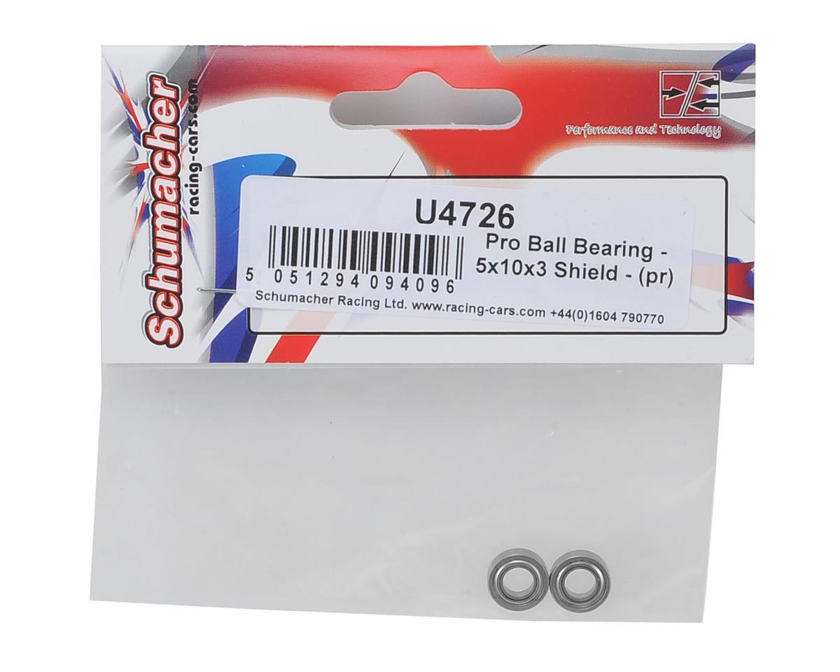 Schumacher 5x10x3 Pro Ball Bearing (2)