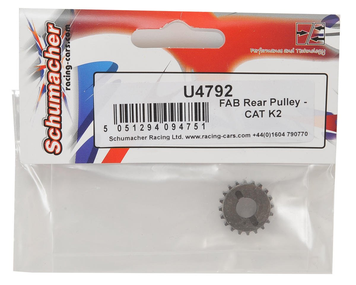 Schumacher FAB Rear Pulley
