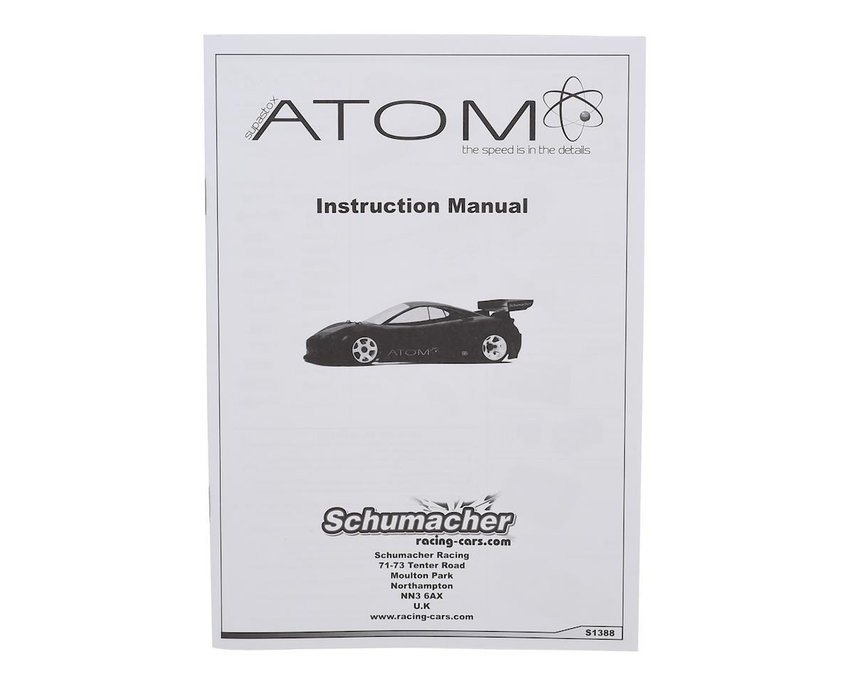 Schumacher Atom Instruction Manual