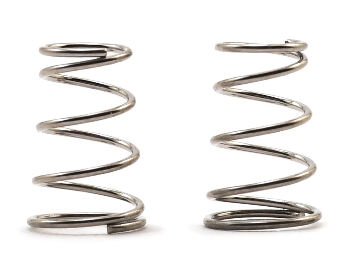 Schumacher Atom/Eclipse  Rear Shock Springs (Nickel - Hard) (2)