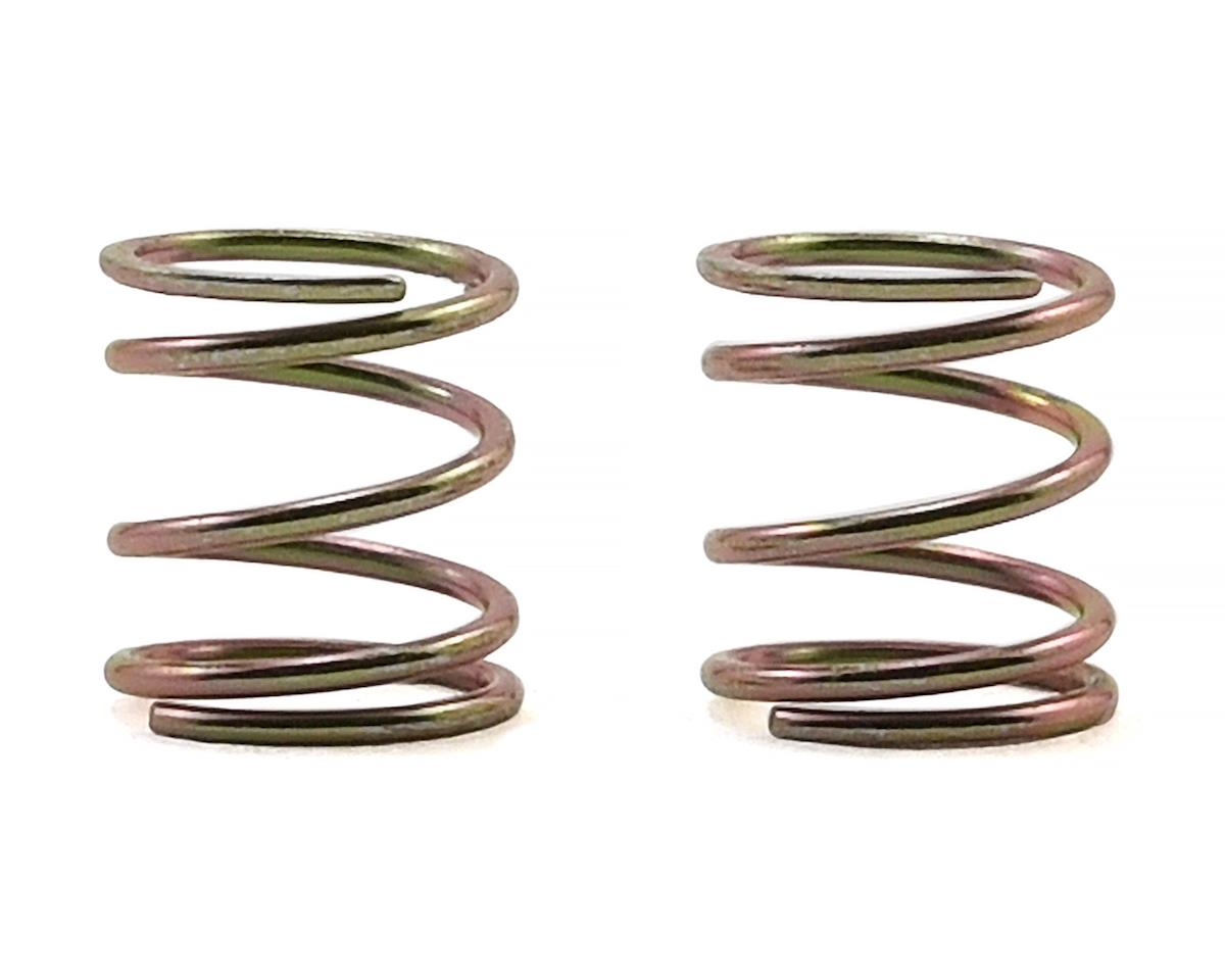 Schumacher Atom Front Springs (2) (Gold - Hard)