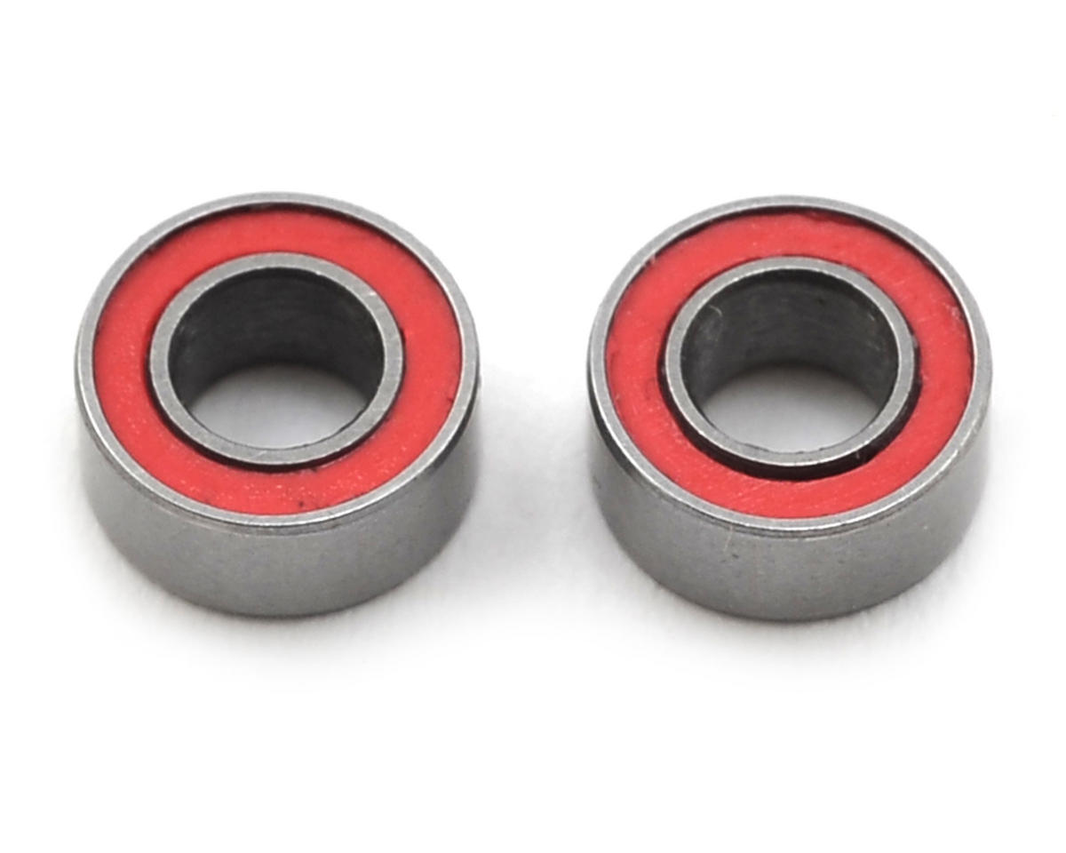 "Schumacher Mi6 Pro 1/8x1/4"" Red Seal Ball Bearing (2)"