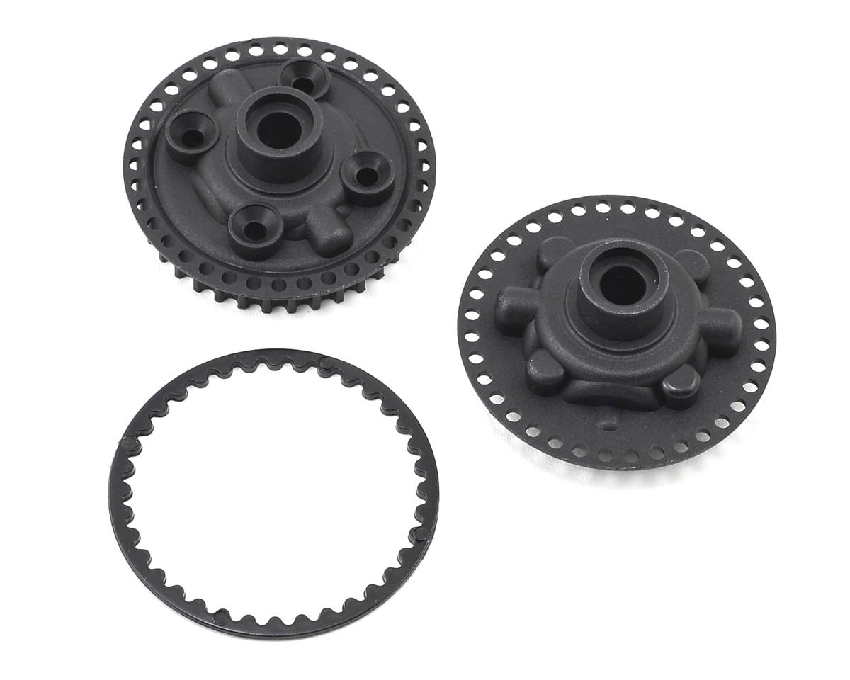 Schumacher Mi6 Pro Gear Differential Pulley