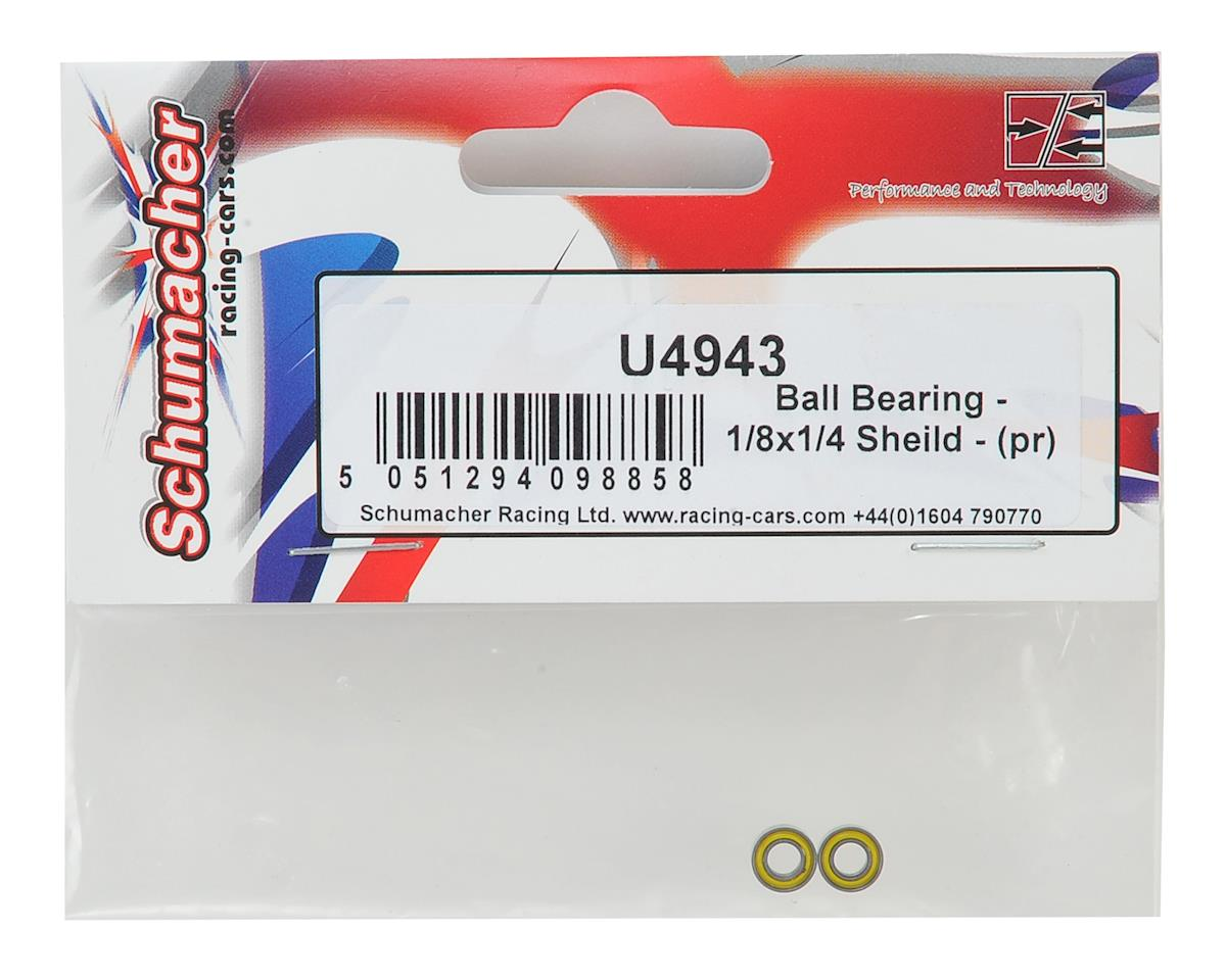 Schumacher 1/8x1/4 Ball Bearing (2)