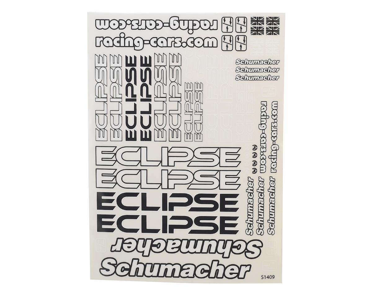 Schumacher Eclipse Decal Sheet