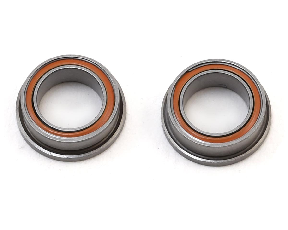"Schumacher 1/4x3/8x1/8"" Flanged Ceramic Bearing (2)"